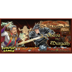 The Red Dragon Inn: Allies – Ohava vs. Murgath