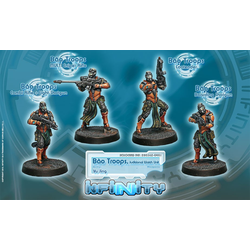 Yu Jing - Bào Troops, Judicial Watch Unit (Box of 4)