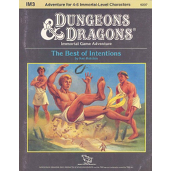 D&D: IM3, Best of Intentions (inkomplett)