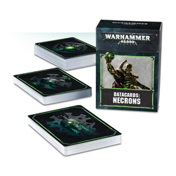 Data Cards: Necrons