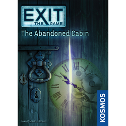 EXIT: The Game – The Abandoned Cabin (eng. regler)