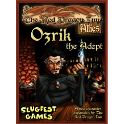 The Red Dragon Inn: Allies - Ozrik the Adept