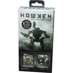 Hawken: Sharpshooter vs. Bruiser