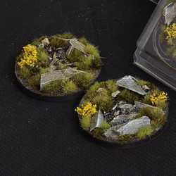 Battle Ready Bases - Highland 60mm Round (2)