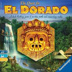 The Quest for El Dorado (eng. regler)