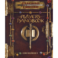 D&D 3.0: Player's Handbook
