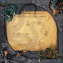 Elder Sign: Museum Game Mat