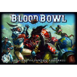 Blood Bowl: the Game of Fantasy Football
