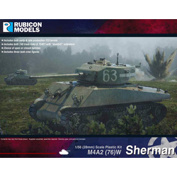 Rubicon: US M4A2 (76) Sherman