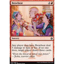 Magic löskort: Masters 25: Browbeat