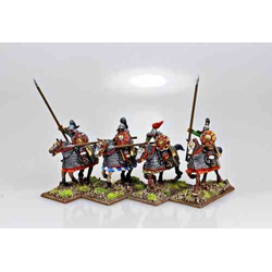 Fireforge Mongol Heavy Cavalry Lancers