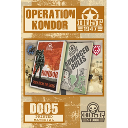 Dust 1947: Operation Kondor
