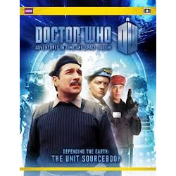 Doctor Who: Defending the Earth: Unit Sourcebook