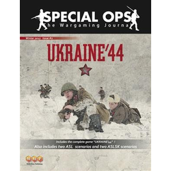 Special Ops: The Wargaming Journal - Issue 2 (Winter 2012)