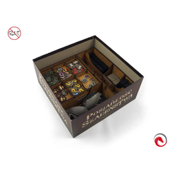 e-Raptor Insert compatible with Mansions of Madness Second Edition
