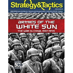 Strategy & Tactics: Issue 305: Armies of the White Sun