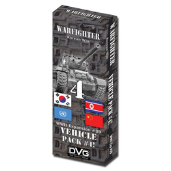 Warfighter WWII: Expansion 39 - Vehicle Pack 4