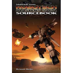 Robotech RPG: The Masters Saga Sourcebook