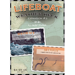 Lifeboat (3rd ed.) Expansion: Weather Deck