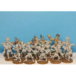 Fantasy Football Tomb Kings - Team Egyptians (16, with mummies) (Gaspez)