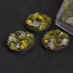 Battle Ready Bases - Highland 50mm Round (3)
