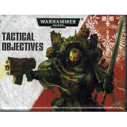 Warhammer 40K: Tactical Objectives (7th ed)