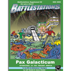 Battlestations: Pax Galacticum Expansion