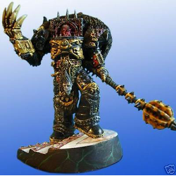 Ronin Models: Lost Son, Horus, Lord of Chaos (Metall, Limited Edition)