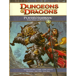 Dungeons & Dragons: Player´s Handbook (Begagnat) )