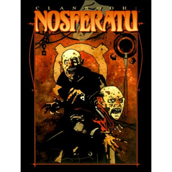 Vampire: The Masquerade: Clanbook Nosferatu, Revised