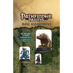 Pathfinder Pawns: Base Assortment