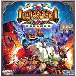 Super Dungeon Explore: Core Game