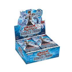 Yu-Gi-Oh! TCG: Legendary Duelists: White Dragon Abyss Display (36 booster packs)
