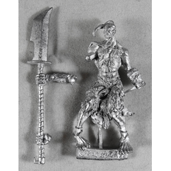 Kelts of the Sessairs: Giant Barbarian with Halberd (Metall)