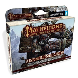 Pathfinder Adventure Card Game: Rise of the Runelords: Spires of Xin-Shalast Adventure Deck