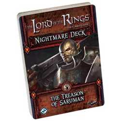 Lord of the Rings LCG: The Treason of Saruman Nightmare Deck