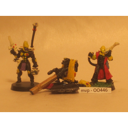 Eldar, Support Weapon Team (Metall)