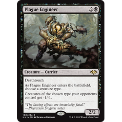 Magic löskort: Modern Horizons: Plague Engineer