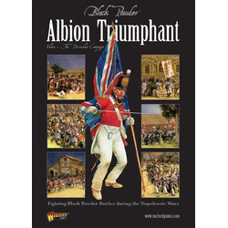 Black Powder: Albion Triumphant Volume 1 - The Peninsular Campaign