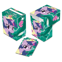 Ultra Pro My Little Pony Twilight Sparkle Full-View Deck Box