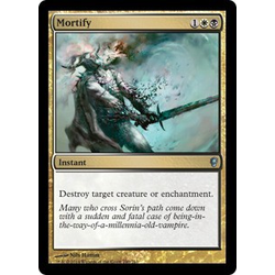 Magic löskort: Conspiracy: Mortify