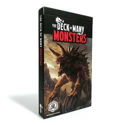 The Deck of Many: Monsters 1
