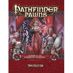 Pathfinder Pawns: Curse of the Crimson Throne Pawn Collection