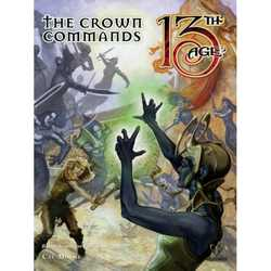 13th Age RPG: The Crown Commands
