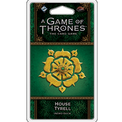 A Game of Thrones LCG (2nd ed): House Tyrell Intro Deck