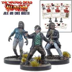 The Walking Dead: All Out War - Julie and Chris