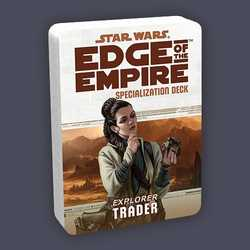 Star Wars: Edge of the Empire: Specialization Deck - Explorer Trader