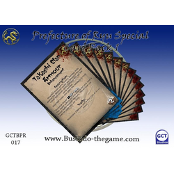 Prefecture of Ryu: Card Pack 1