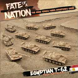 Fate of a Nation: T-62 Tank Battalion