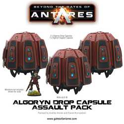 Algoryn Drop Capsule Assault Pack (3 Drop Capsules)
